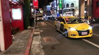 Walking around Ximen, Taipei city