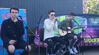 Why Don't We Live Performance (Something Different, These Girls)