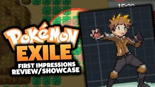 Pokemon Exile - Pokemon Fan Game Review/Showcase