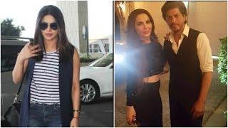 Shahrukh Khan, Priyanka Chopra Celebrate New Year 2017