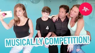 MUSICAL.LY COMPETITION W/ BABY ARIEL