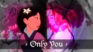 Only You - A Multi Femslash Crossover