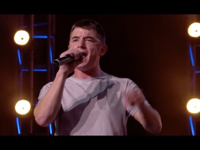 Simon Asks Him To Sing Acapella, Watch What Happens Next!  | Boot Camp | The X Factor UK 2017