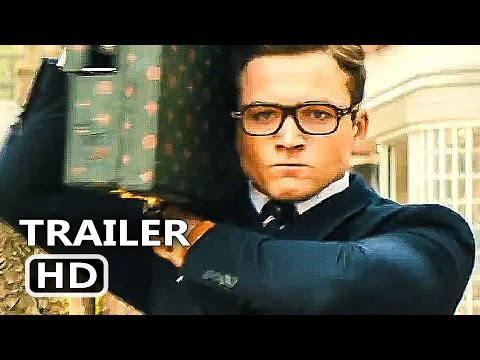 KINGSMAN 2 Official Trailer Tease 2017 THE GOLDEN CIRCLE Spy Action Movie HD