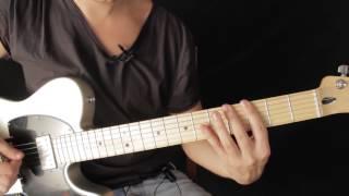 Como Tocar Slither de Velvet Revolver (Slash) - Tutorial de Guitarra Electrica - Drop D