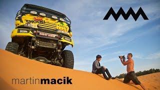 Martin MACIK Jr. // ready 4 DAKAR 2016 // KM Racing