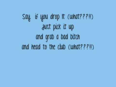 Finatticz-Don't drop that thun thun thun lyrics