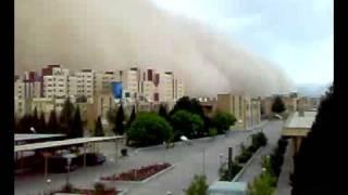 sand storm,yazd,iran.by arash goudarzi.mp4