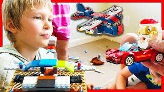 LEGO MOC Battle and Time Lapse Build