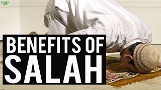 AMAZING BENEFITS OF SALAH