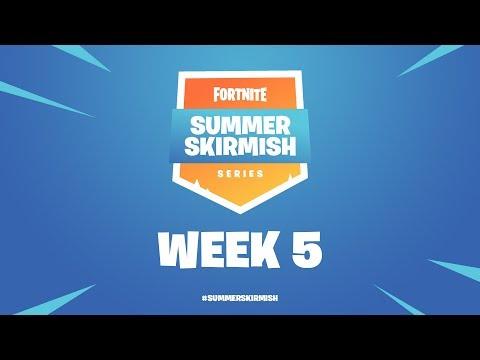 Xxx Mp4 Fortnite Summer Skirmish Series Week 5 Day 1 3gp Sex