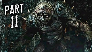 Middle Earth Shadow of Mordor Walkthrough Gameplay Part 11 - Graug's Lair (PS4)
