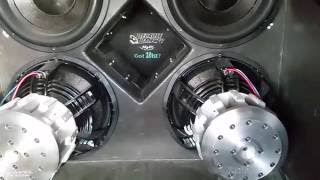 4 NEO 18s on a AB 750.1 and a XS POWER 36K LITHIUM BATTERY