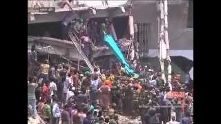 রানা প্লাজা ধস, দুই মামলার চার্জশিটে রানাসহ ৪২ আসামি _ Somoy News Report