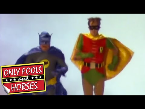 Xxx Mp4 Batman And Robin Only Fools And Horses Christmas Special BBC Comedy Greats 3gp Sex