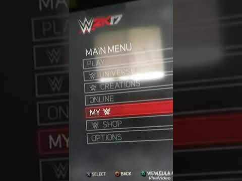 Xxx Mp4 WWE2K17 On The PS3 Can Actually Have Career Mode 3gp Sex