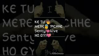 Bhull Jayi Na   Sharry Maan   Whatsapp status video