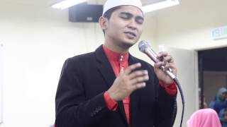 Warkah cinta berbau syurga imam muda nazrul (live kuim)
