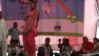 सपना । विरपाल के  गन्दे बोल  ।।।। सुने new sapna dance 2017