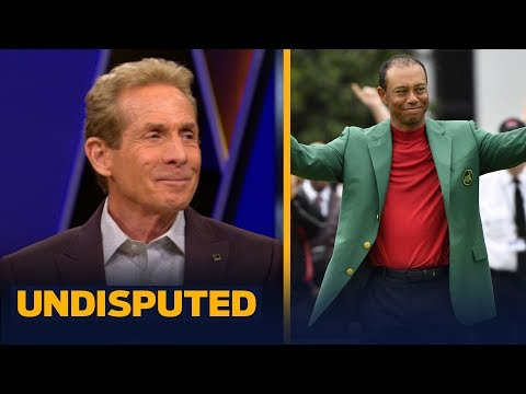 Tiger has risen back to the very top of sports after Masters win — Skip Bayless GOLF UNDISPUTED
