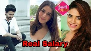 Shocking Real Salary of Blockbuster Kundali Bhagya