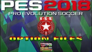 PS4 PES 2018 Etoile Du Sahel Option Files Printemps Saison 2017/2018 [HD]