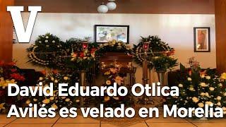 Velan En Morelia Al Alcalde Asesinado De Nahuatzen