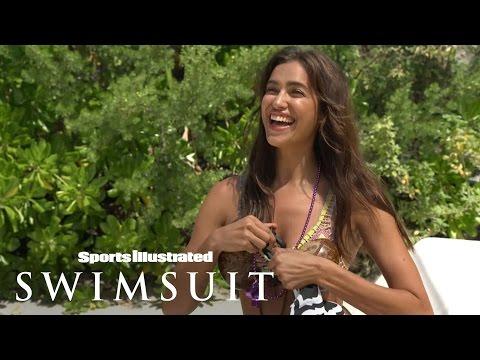 Touch And Tell With Irina Shayk | Sports Illustrated Swimsuit