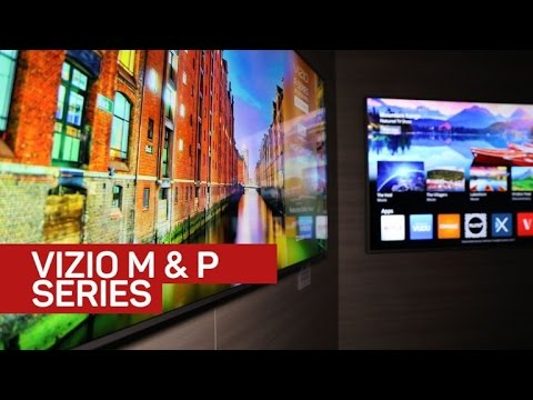 Vizio M and P series promise great picture quality for less