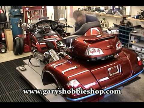 Building A Honda Gold Wing Trike Goldwing