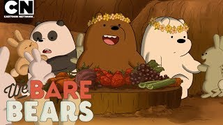 We Bare Bears | Bunnies | Cartoon Network