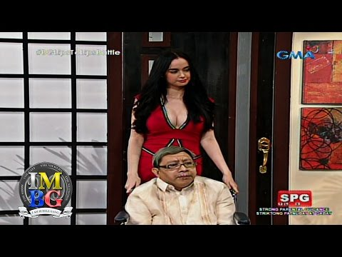Bubble Gang: Kim Domingo as a stepmom