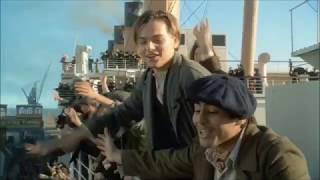 Titanic - Leaving Port scene (*alternate music replacement)