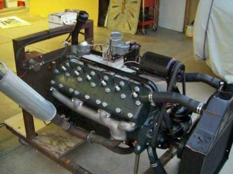 Lincoln Zephyr V12