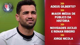 Adeus Gilberto? - Maior média de público da história - Novidades Jucilei e R. Ribeiro - Jorge Nicola