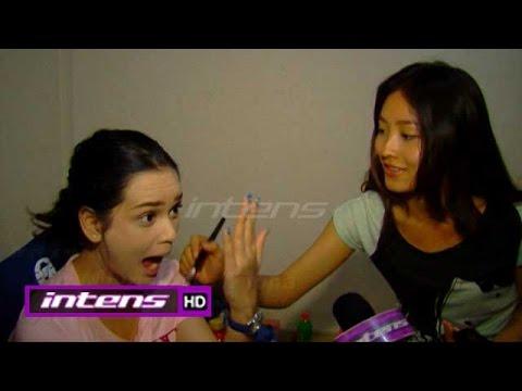 Persahabatan Natasha Wilona dan Cut Meyriska - Intens 30 Desember 2015