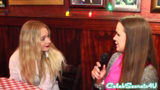Mollee Gray Spills TEEN BEACH 2 Secrets & Talks New Movie DOUBLE DADDY