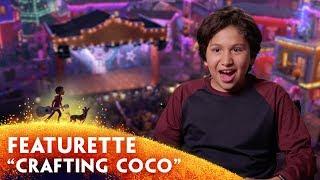 """""""Crafting Coco"""" Featurette - Disney/Pixar"""