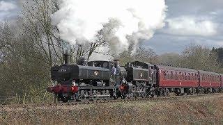 Severn Valley Railway - Spring Steam Gala 2019