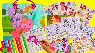 My Little Pony The Movie Activity Case