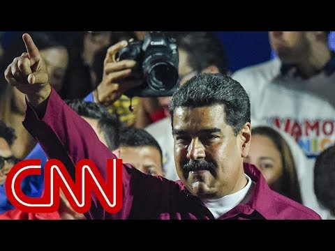 Xxx Mp4 Nicolas Maduro Declared Winner Of Venezuela Election 3gp Sex
