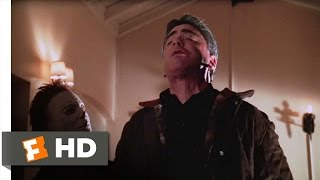 Halloween H20: 20 Years Later (10/12) Movie CLIP - Chase Through the Halls (1998) HD