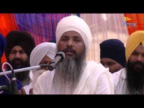 BHAI SUKHBIR  SINGH JI SAMAGAM Kandola Village in Chamkaur Sahib Rupnagar Punjab 09 03 16