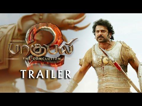 Baahubali 2 - The Conclusion Trailer   Prabhas, Rana, Anushka, Tamannaah   SS Rajamouli   T-Series