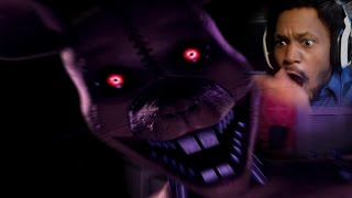 IF YOU DON'T LIKE JUMPSCARES.. DON'T CLICK 100% | Five Nights at Candy's 3 (Demo) ENDING