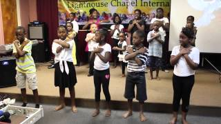 Beautiful Feet - I Know Who I Am (Lighthouse Chapel International)