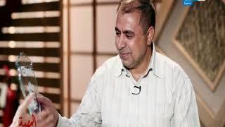 """مني عراقي تمنح جائزة ال ال برافو ل عبد المنعم الجابري صاحب مخبز """"المهمة"""""""