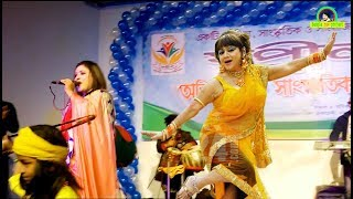 Bangla Dance 2018 |  Matiro pinjiray sonar moynare | Sagar Puja | Dance By Notun Bangla Movier Model