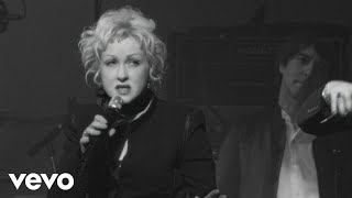 Cyndi Lauper - True Colors (from Live...At Last)