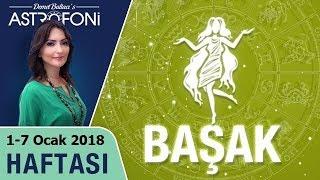 Başak Burcu Haftalık Astroloji Yorumu 1-7 Ocak 2018, Astrolog Demet Baltacı